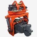 Гидравлический вибропогружатель с функцией гидровращателя