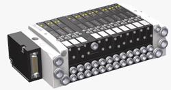 Модульные блоки распределителей серии HF
