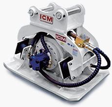 Виброплита ICM