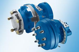 Радиально-поршневые гидромоторы Bosch Rexroth