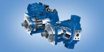 Насосы и гидромоторы Bosch Rexroth для импортной техники